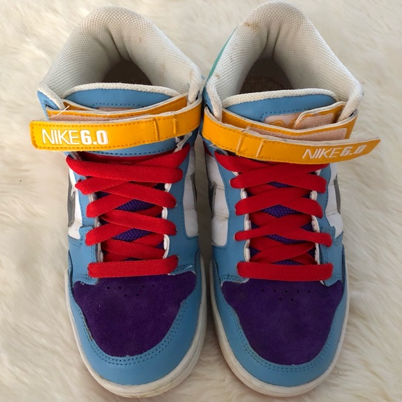 Nike Shoes | Womens Air Mogan Mid 60 Shoe Sz 6 | Poshmark